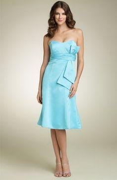 Tiffany Blue Bridesmaid Dress Bridesmaids Weddings Wedding