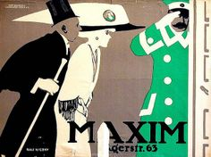 Maxim (1910) | Flickr - Photo Sharing!