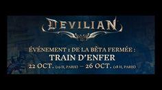 #Devilian La première phase bêta test fermée de Devilian est prête