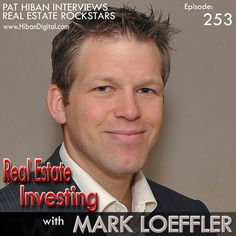 Mark Loeffler has been a real estate investor for more than 14 years, and an expert for those want to buy, sell or invest. In 2012, he was Keller Williams' No. 1 Salesperson for all of Canada for two years running and he isn't looking to slow down any time soon... #realestate #podcast #pathiban #hibandigital #hibangroup #HIBAN #realestatesales #realestateagent #realestateagents #selling #sales #sell #salespeople #salesperson #markloeffler