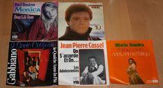 Vinyl Sammlung + 5 Singles + U. Tozzi + Emil Dimitrov + Cassel + Maria Sandra in Musik, Vinyl, Sammlungen & Box-Sets | eBay