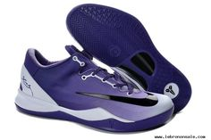 Kobe 8 System MC Mambacurial FB 615315 500-4 Club Purple White Black For Wholesale For Sale
