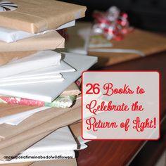 26 Books to Help Celebrate the Return of Light