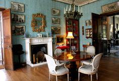Inside Bantry House