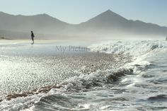 Beach of Cofete, Playa, Fuerteventura, Canary Islands, Spain, from  MyPicturesquePrints on Etsy