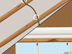 How to Make a Roman Shade. Unlike standard curtains and blinds, Roman shades create a smooth, streamlined silhouette and allow only the desired amount of light into a room. Roman Curtains, Diy Curtains, Roman Blinds, Bay Window Blinds, Blinds For Windows, Window Coverings, Window Treatments, How To Make A Roman Blind, Roman Shade Tutorial