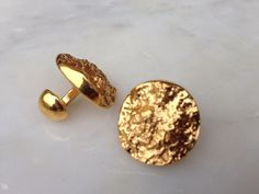 L'Aiglon cufflinks Men's gold cufflinks Gold by TocaNycFashion, $25.00  For more vintage fashion, accessories, and costumes https://www.etsy.com/shop/tocanycfashion  For antique and vintage home decor items: https://www.etsy.com/shop/TocaNycStore