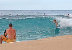 SUP Westside Shorebreak 2007 (sgblyth) Tags: ocean beach surf waves surfer wave surfing longboard westside sup welle ola onde standup wahine longboarding vahine longboarder standuppaddle candiceappleby