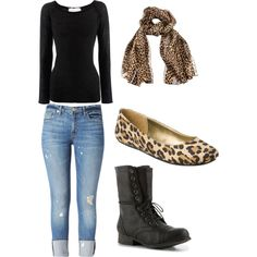 """""""Casual Outfit"""" by jazzpride on Polyvore"""