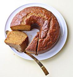 Easy, low fat Pumpkin Spice Loaf Cake
