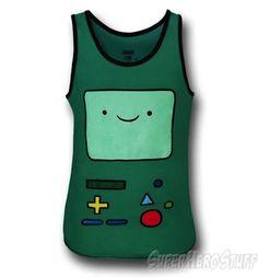 """Adventure Time"" BMO Tank Top"