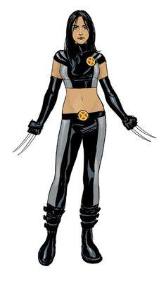 X-23 sketch // Phil Noto
