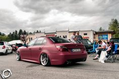 BMW 5 Series #stance #stanced