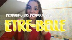 UNBOXING Y TRY-ON PRODUCTOS DE ETRE-BELLE   Celia Manzano