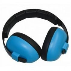 Baby Banz Earmuffs - Excellent solution to protecting sensitive hearing.