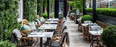 Bloomsbury | Dalloway Terrace | Restaurant & bar