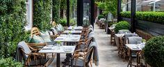 Bloomsbury   Dalloway Terrace   Restaurant & bar