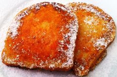 French Toast con zucca e cannella - #pumpkinFrenchToast for #Halloween