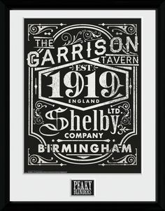 From our range of movies & TV prints is this Peaky Blinders Label Collector Print. Measuring and printed on FUJI film photographic stock each of our collector prints features artwork not found on our other product formats making each of these some Peaky Blinders Gifts, Peaky Blinders Theme, Peaky Blinders Series, Peaky Blinders Quotes, Banksy, Peaky Blinders Merchandise, Home Cocktail Bar, Posters Diy, Wall Art Prints