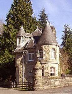 Tiny castle