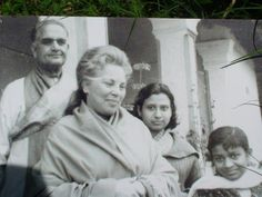 Picture: Sri Daya Mata in India #yogananda