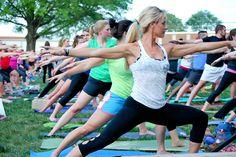 Every single free (or cheap) community yoga class in Charlotte - Charlotte Agenda