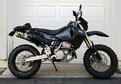 2007 DRZ400 SM back fender - Google Search