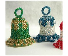 Christmas Bell Ornament, Sova Enterprises