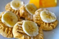 Pin for Later: Eat Like a Cavewoman: 42 Perfectly Paleo Recipes Dessert: Tahini-Orange Cookies Bake up a batch of these nutty and tropical tahini-orange cookies for a fruity and sweet treat. You can also enjoy this batter raw. Coconut Flour Cookies, Coconut Flour Recipes, Paleo Cookies, Paleo Sweets, Paleo Dessert, Dessert Recipes, Orange Cookies, Healthy Treats, Healthy Desserts