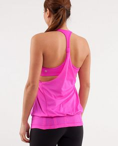 Just got this Lululemon Practice Freely Tank -- so excited! ~ab