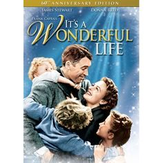 It's a Wonderful Life : James Stewart, Donna Reed, Lionel Barrymore, Thomas Mitchell, Henry Travers, Beulah Bondi, Frank Faylen, Ward Bond, Gloria Grahame, H.B. Warner, Frank Albertson, Todd Karns, Frank Capra, Albert Hackett, Frances Goodrich, Jo Swerling, Michael Wilson, Philip Van Doren Stern: Movies & TV