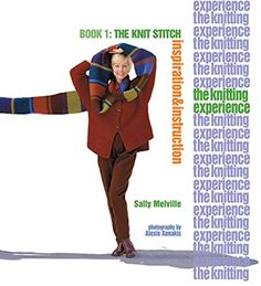 The Knitting Experience Book 1: The Knit Stitch, Inspiration & Instruction by Sally Melville http://www.amazon.com/dp/1893762130/ref=cm_sw_r_pi_dp_p0whwb0Y7Q35J