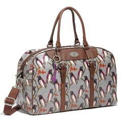 Bird fossil purse