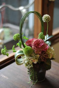 Send Thank You Flowers Online Small Flower Arrangements, Flower Arrangement Designs, Ikebana Arrangements, Small Flowers, Purple Flowers, Spring Flowers, Fresh Flowers, Deco Floral, Arte Floral