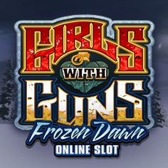 Girls with Guns Frozen Dawn Online Slot Game Slot, Dawn, Frozen, Guns, Weapons, Pistols, Revolvers, Firearms, Gun
