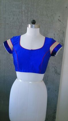 Blouse designed