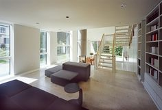 Haus W by Pott Architects | HomeDSGN, a daily source for inspiration and fresh ideas on interior design and home decoration.