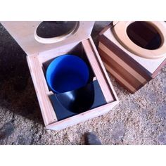 Plans for building a compost toilet box - Build your own Composting Toilet - Furniture