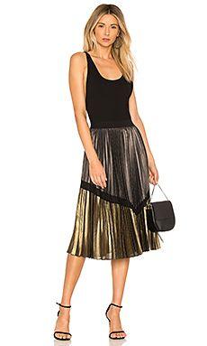c3571080aa Toni Pleated Skirt BCBGMAXAZRIA  167
