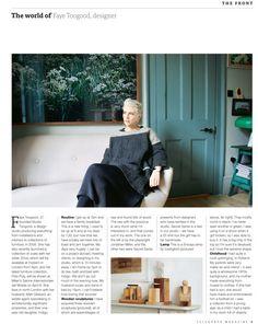 Telegraph Magazine Front cover 03/14