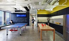 game rooms in the corporate setting promote creativity through competitiveness