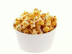 """Giada's Pizza Popcorn Recipe  We liked it!!! I made it for Superbowl XLIX - AKA as the """"we don't give a rip bowl"""". Next year.  Go Pack Go!!!"""