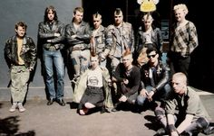 On Grand Final football day in 1983, the first Annual Melbourne Punk Pub Crawl began.