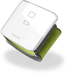 2012 Wrist Wireless Blood Pressure Monitor Blutdruckmessgerät Red Dot Hersteller: iHealth Lab Inc.