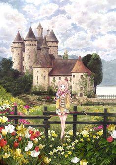 Promotional Artwork - Characters & Art - Atelier Meruru: The Apprentice of Arland