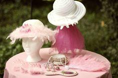 foam heads to decorate hats