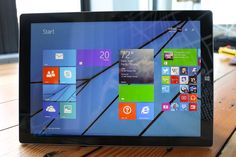 Microsoft Surface Pro 3...thinking to get one of these to replace my laptop.