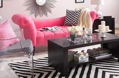 Pink+black