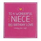 Happy Jackson Hey Cousin Birthday Card | TemptationGifts.com