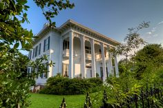 Shadowlawn, Columbus Mississippi.  Easy drive from Tuscaloosa with many other well preserved homes (Columbus was spared as a hospital city during the Civil War)